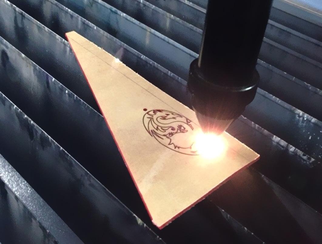 Лазерная резка и гравировка